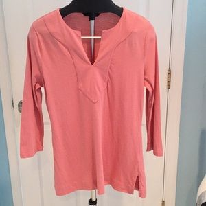 Ralph Lauren tunic top.